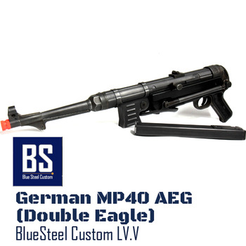 [BS] MP40 BlueSteelCustom LV.V(SN),MP-40