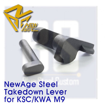 [Newage] STEEL Takedown lever&pin Set for KSC/KWA M9