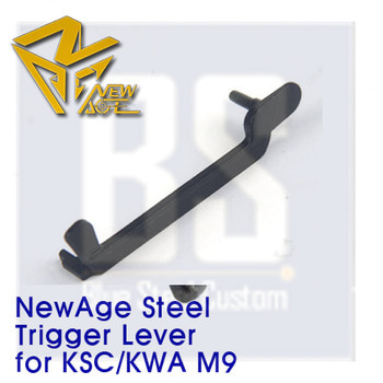 [Newage] STEEL Trigger Lever for KSC/KWA M9