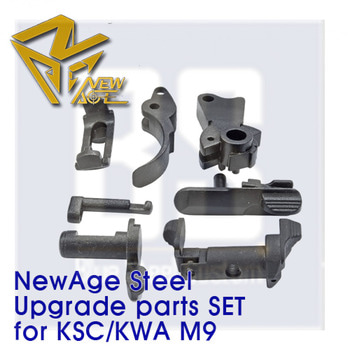 [Newage] STEEL Upgrade parts for KSC/KWA M9