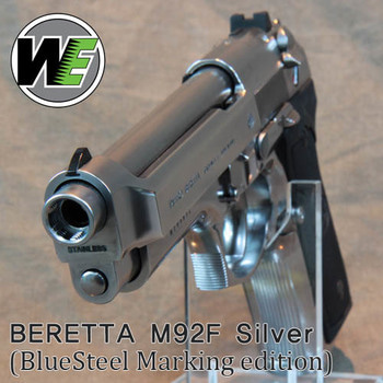 [BS] Beretta M92F Stainless_WE