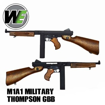 [WE] M1A1 톰슨GBB,Thompson GBB