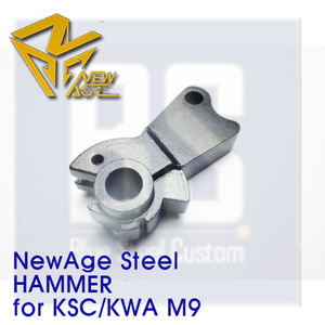 [Newage] STEEL HAMMER for KSC/KWA M9