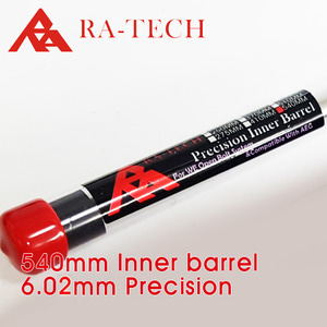 [RATech] Precision inner barrel 6.02  (WE M14 M14EBR-L) 540mm,정밀바렐