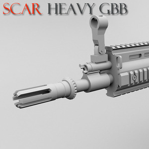 [WE] SCAR H, Scar heavy